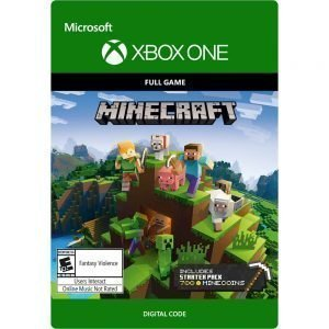 Minecraft Starter Collection Xbox One