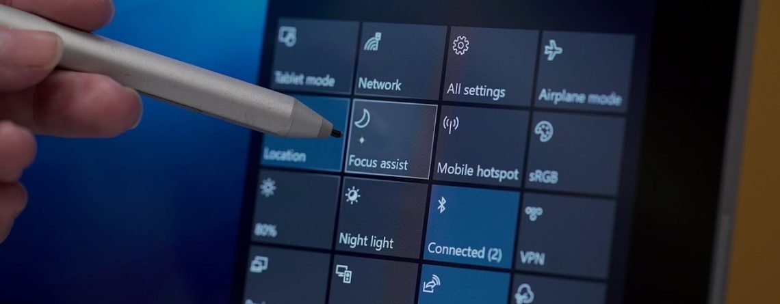 Minimize distractions with Windows 10 Focus assist
