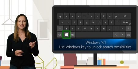 Windows 101: Use Windows key to unlock Search possibilities
